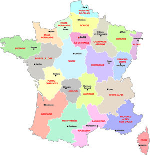 menuisier region